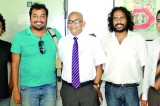 Indian Film Director Mr Anurag Kashyap Visits SLF Digital Film Academy