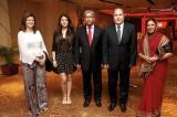 Welcoming  new Tunisian Ambassador