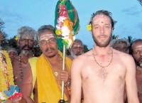 Pada Yatra: Love,  devotion and humility