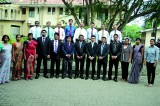 The 8th Installation and Induction Ceremony of the Bcis Toastmasters' Club