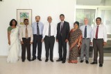 UCLan Business head visits SLF