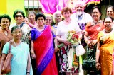 Lanka Mahila Samiti: With love from Belgium