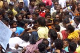 People get onto the streets; Govt. reacts with heavy hand