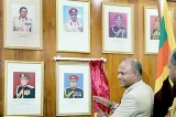 The missing portrait of an Army Commander