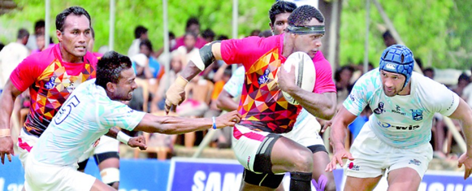 Sabaragamuwa Stallions jump the final hurdle