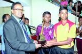 Nalanda and Vijaya college are joint champs