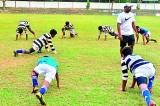 Vidura ready to tackle school rugby challenge