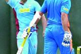 Dhammika, Nuwan back Sanga's effort
