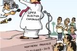 Weliweriya worsens Govt.'s woes worldwide