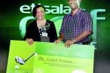 Sanjiv and Niranjalee win golf elite event