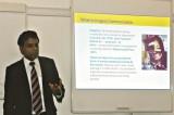 Renowned marketing practitioner and Senior lecturer Ravi Jayawardena flies high at Cambridge University UK