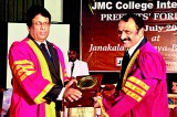 The Prefect Forum for the Year of 2013 of JMC College International Schools