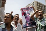 Egypt considers Brotherhood ban, gunfire exchanged in mosque