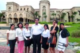 LL.B. students of Horizon Campus participate in Summer Camp in Malaysia