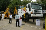 Construct exhibition  showcased latest building  and construction equipment