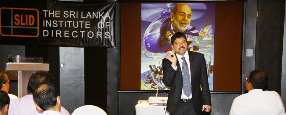 """SLID with Dr. Erevelles on how to """"Predict the Future in Business"""""""