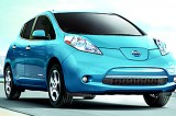 All-electric Nissan Leaf hits Lankan roads