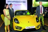 Porsche Asia Pacific considers Sri Lanka an emerging market