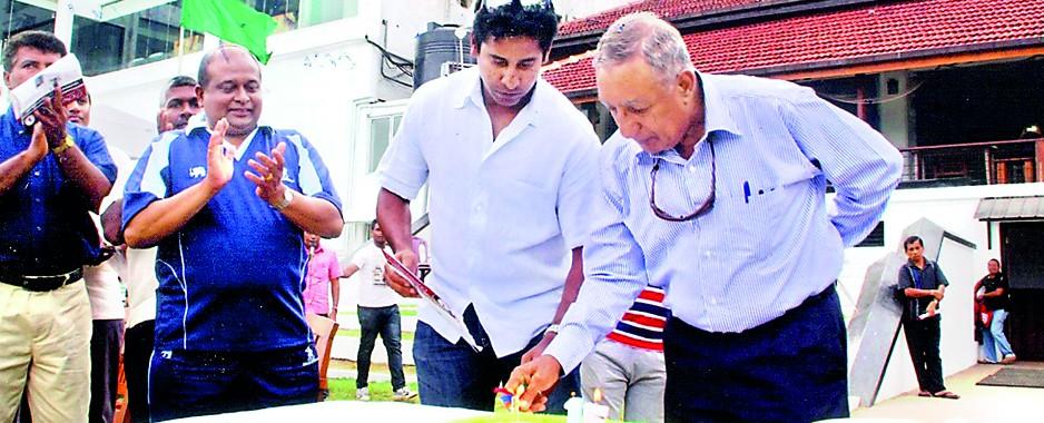 CCC School of Cricket Celebrates Anniversary