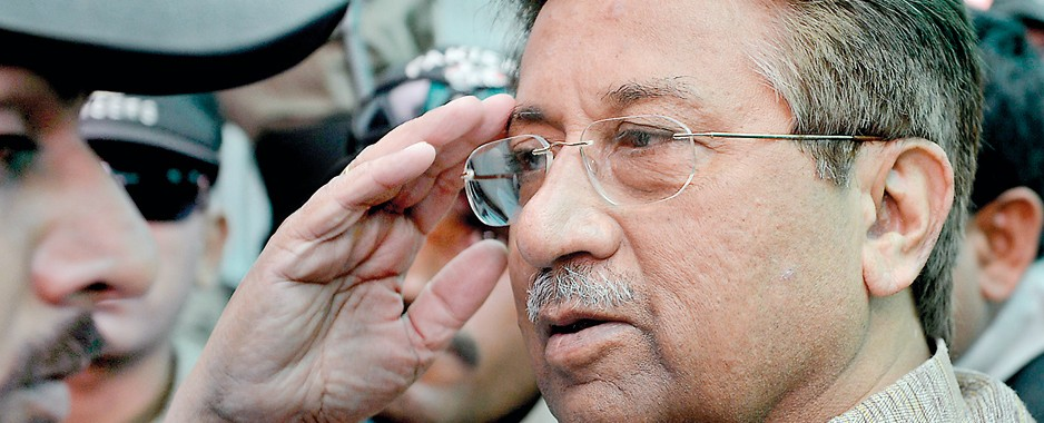 Musharraf: The culture of impunity collapses