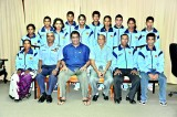 SL paddlers off to Qatar for Asian Junior C'ship