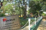 OVIKLO creates eco-friendly kids play area at Biyagama police station