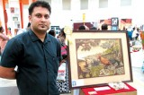 Waste wood creation wins gold at Shilpa 2013