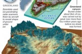 Vast 466-mile-long canyon discovered under Greenland ice sheet