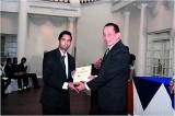 Grand Performers of Asian Aviation Centre Graduation Awards 2013