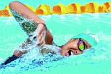 Kimiko makes more waves in the pool