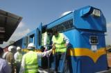 Indian contractor has successful trial run of rail track to Kilinochchi