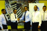 CMA Sri Lanka signs MOU with AMW as an Accredited Practical Training Partner