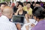 Maldivians go to the poll