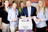 Australia election: Tony Abbott defeats Kevin Rudd