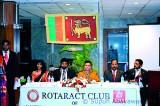 IIHE conducts 2nd Rotaract Installation