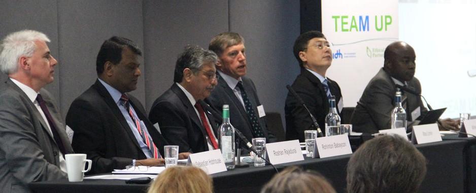 Global tea producers meet in London