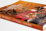 Adding more flavour to a popular cookery book