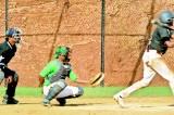 Baseball finals at Diyagama today