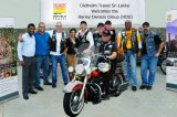 Harley Bikers ride to  raise awareness for Hemas' Piyawara project