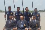 Lankan Kayaking makes maiden foreign journey