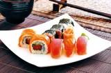 Sushi & Sashimi at the Kings bury