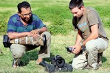 Will Burrard-Lucas : Renowned wildlife photographer in Sri Lanka