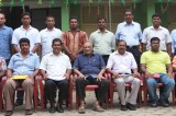 2013 -2014 office bearers of Methodist Central College