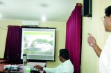 IESL District Centre in Mannar