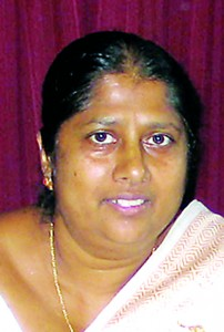 The Principal - Mrs.R.M.K.K. Ranatunga