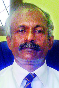 Principal Mr. N.B.G. Muhandiram