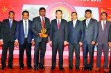 ICBT Campus wins prestigious Gold Large Award at  SLCBCC Business Star Awards 2013