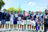 Thomians take their first NSGB Tennis title