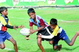 Trinity's cubs roar at rugby carnival