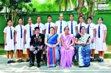 Visakha Vidyalaya emerge girls' squash champs